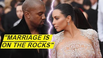 Kim Kardashian & Kanye West DIVORCE Under Process | BREAKING NEWS