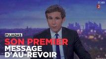 Pujadas écarté du JT de France 2 : il remercie ses téléspectateurs