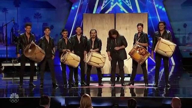 Americas Got Talent 2016 - Team Mal