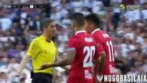 Real Madrid'in Attığı Saçma Frikik Golü