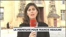 Francis Heaulme : reconnu coupable du double meurtre de Montigny-lès-Metz - Justice