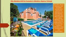 Villa Albufeira ls323 for 8 people in Albufeira, Algarve, Portugal