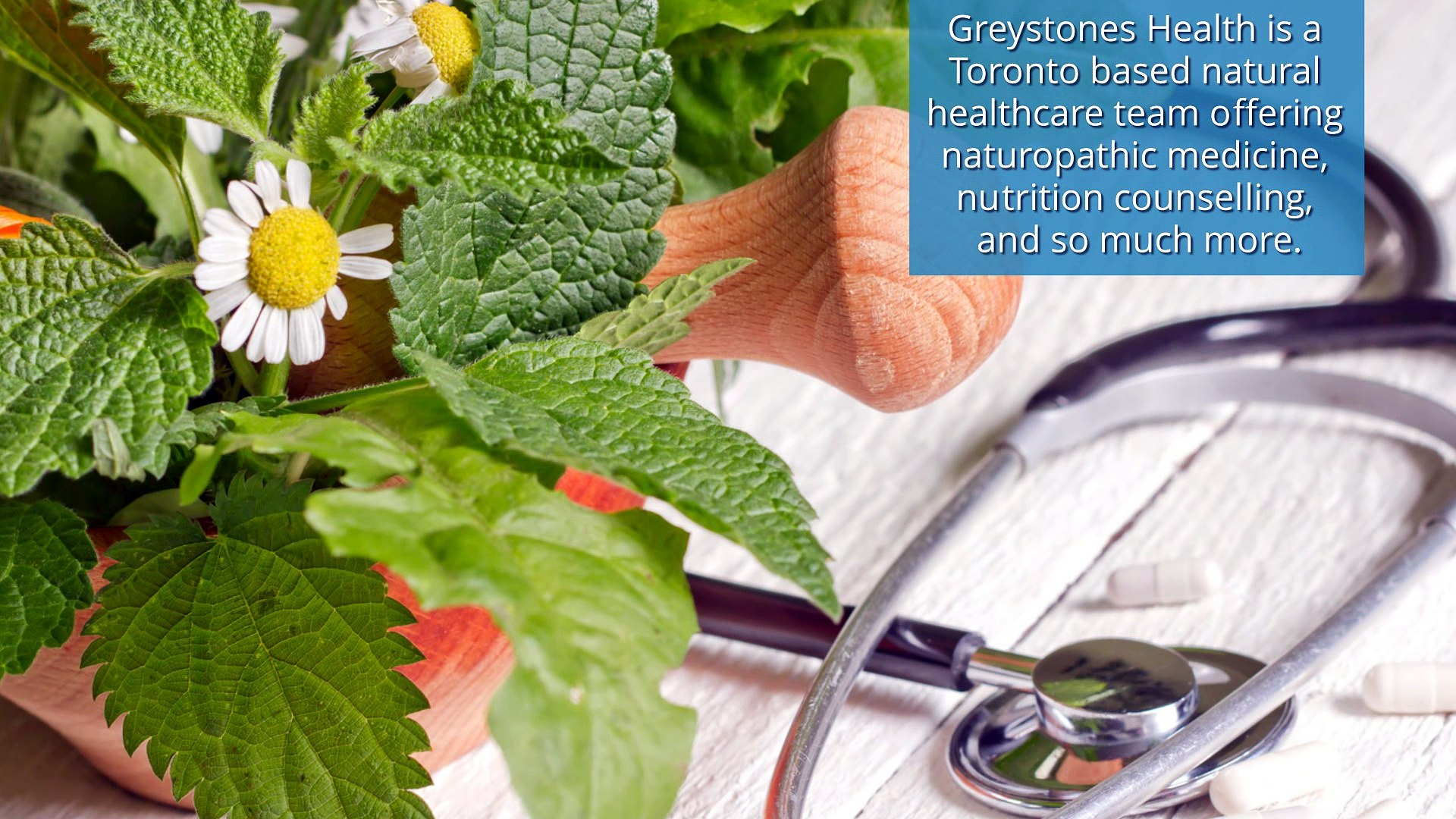 Naturopathic Medicine & Nutrition Counselling - Greystones Health