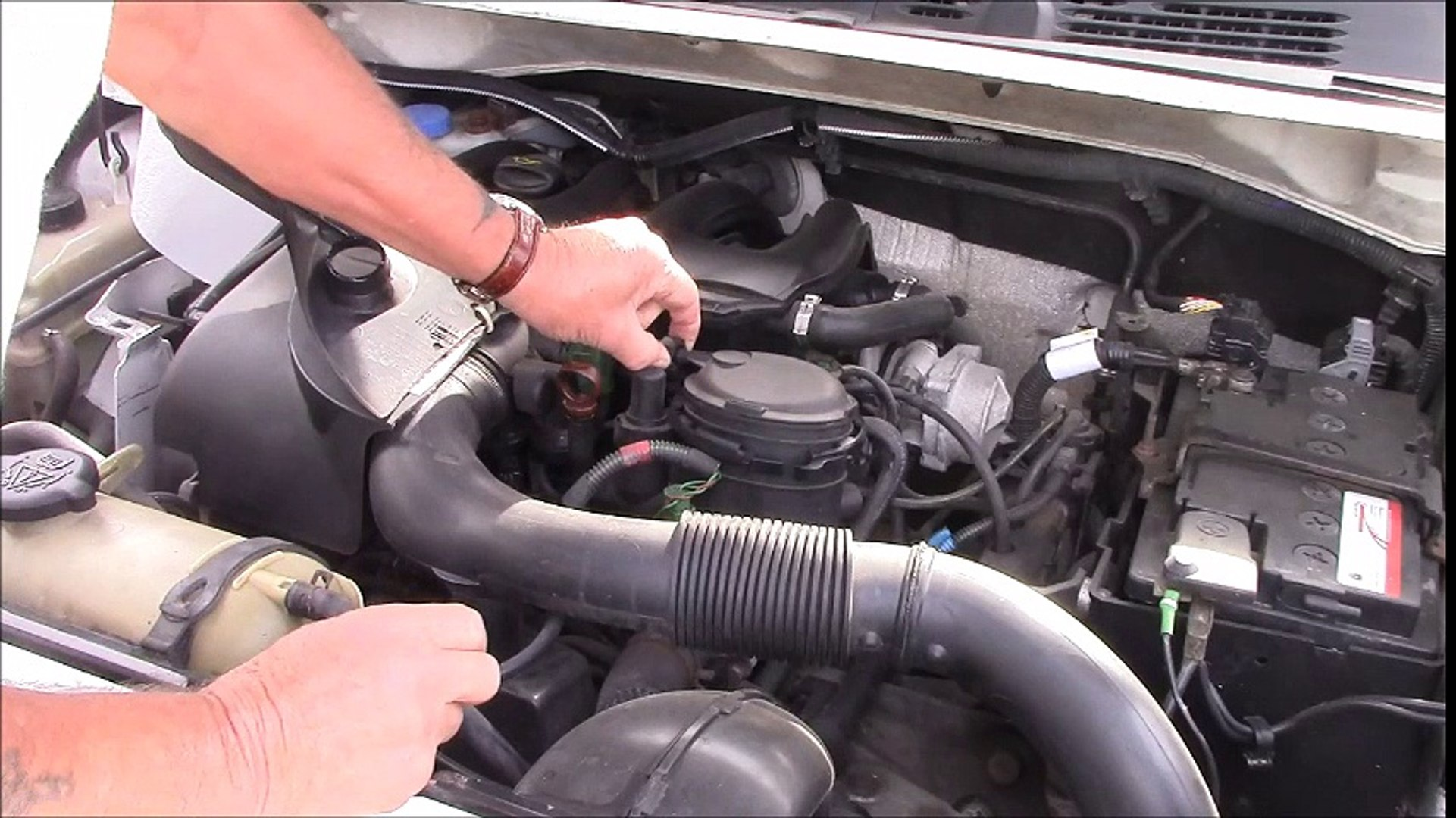 Bleeding Air From Diesel Fuel Lines