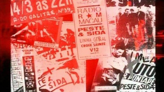 Peste & Sida - A Verdadeira História De Alcides Pinto
