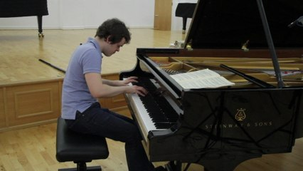 Benjamin Grosvenor - Liszt: Tarantella, S.162