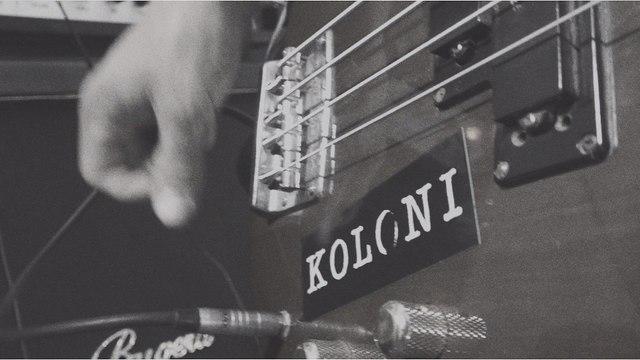 Koloni - Rudegirl
