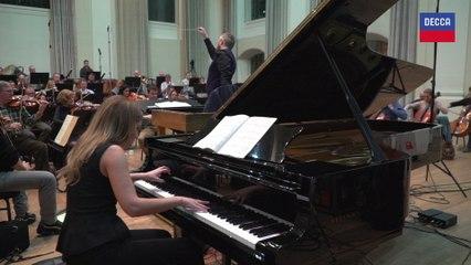 Vanessa Benelli Mosell - Rachmaninov: Piano Concerto No. 2 Op. 18 - 3. Allegro - EPK 2