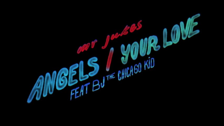 Mr Jukes - Angels / Your Love
