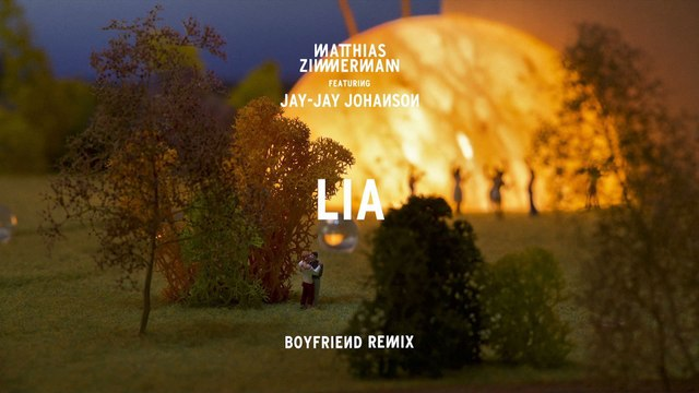 Matthias Zimmermann - Lia - Boyfriend Remix / Animated Video