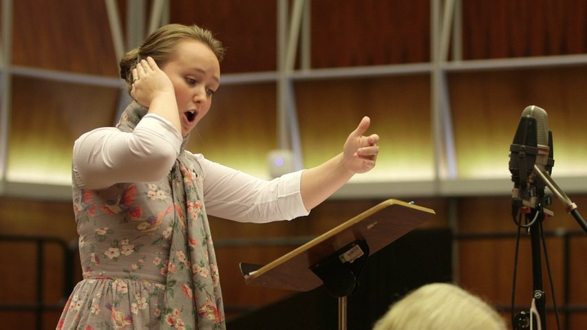 "Julia Lezhneva - Graun: L'Orfeo, Act 2 - ""D'ogni aura al mormorar"""