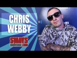 Chris Webby Drops a Hot Freestyle on Sway In The Morning