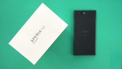 Sony Xperia XZ Premium - Unboxing deutsch
