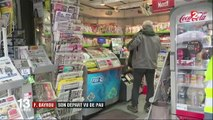 François Bayrou : son départ vu de Pau