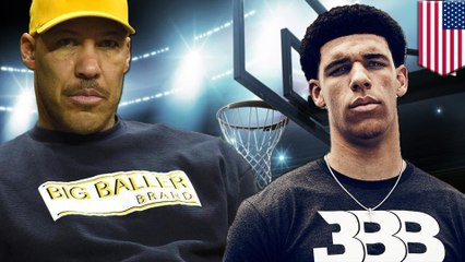 LaVar Ball interview: LaVar goes at it with Kristine Leahy on The Herd with Colin Cowherd