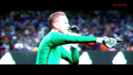 Pro Evolution Soccer 2018 : PES 2018 Teaser Trailer