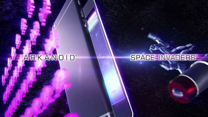 Arkanoid vs Space Invaders Trailer