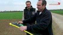 Arville : quand les drones révolutionnent le métier de céréalier