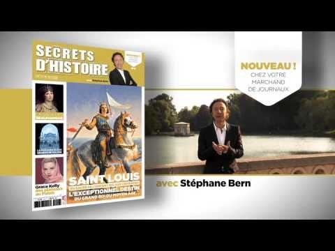 Sortie du magazine Secrets d'Histoire n°2
