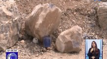 Un hombre falleció tras quedar sepultado por un derrumbamiento en Tulcán