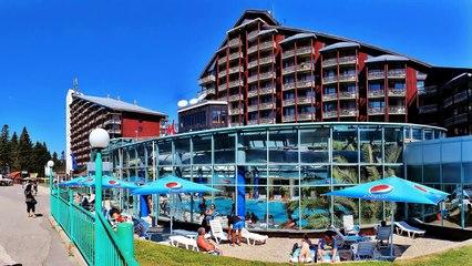 Borovets Ski Mountain Resort in Bulgaria