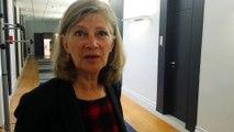 Brigitte Desveaux, vice-présidente de l'Agglo de La Rochelle en charge des transports, parle du nouveau réseau de bus