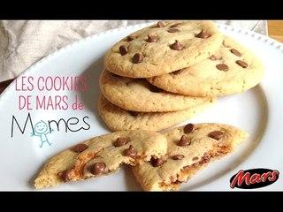 Cookies de Mars de Momes.net