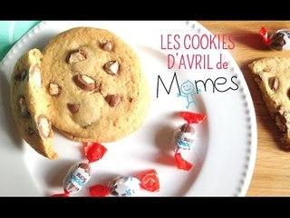 Cookies d'Avril aux Shoko-bons !