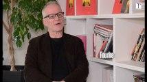 Thierry Frémaux se souvient de Cannes : un fou rire