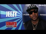 Jeezy on Sway in the Morning: Jay Z, Rick Ross, His Son, Freddie Gibbs, Illuminati and more