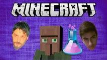 Minecraft Türkçe Minigames | The Lab | Bölüm 2