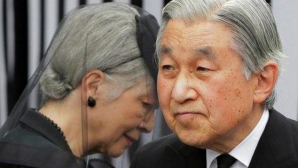 Японський уряд дозволив імператору зректися престолу