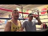 chris van heerdan and brandyn lynch EsNews Boxing