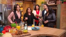 A Mother's Day toast with Ayesha Curry's family!
