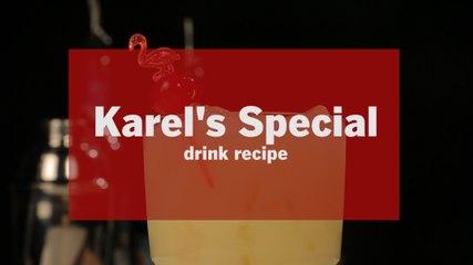 Karel's Special Rum Cocktail