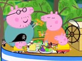 #98 Świnka Peppa - Kapitan tatus swinka (sezon 2 - Bajki dla dzieci)