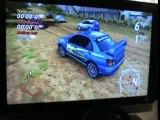 Sega Rally 3 (vidéo1) Xbox360 Micromania Game Show 2007