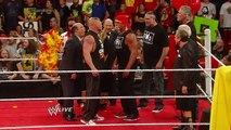 Brock Lesnar Destroy Hulk Hogan Birthday Party Suddenly John Cena Interrupted And Confront Brock Lesnar