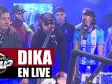 Dika en live #PlanèteRap