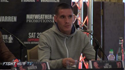 """""""I'LL KICK ALL 3 YO ASSES IN THE SAME NIGHT!"""" FLOYD MAYWEATHER TO LIAM WALSH & BROTHERS"""