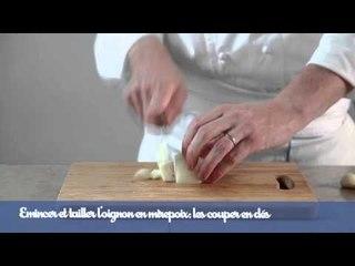 Réaliser une sauce tomate avec l'Ecole Le Cordon Bleu