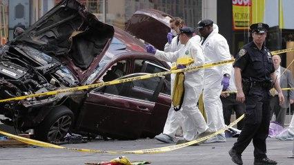 Таймс-сквер: ДТП, що виглядала як теракт