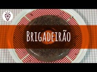 Fika Dika - Como preparar  Brigadeirão