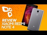 Xiaomi Redmi Note 4 - Review/Análise [TecMundo]
