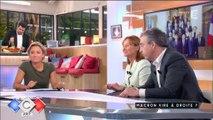 Ségolène Royal félicite Anne-Sophie Lapix pour son arrivée au 20h de France 2 - Regardez