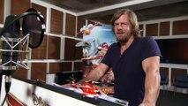 PLANES 2 - Making of - Heldentraining mit Henning Baum  - Dis