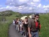 Marche d'été 2007 ARS-Combat Vive le communisme !
