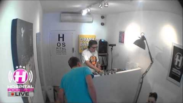 Hospital Podcast 204 Live From Boxpark