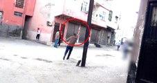 Polis Ekipleri, Uyuşturucu Satıcılarını Havaya Ateş Açarak Yakaladı