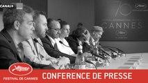 LOVELESS - Conférence de Presse  - VF - Cannes 2017